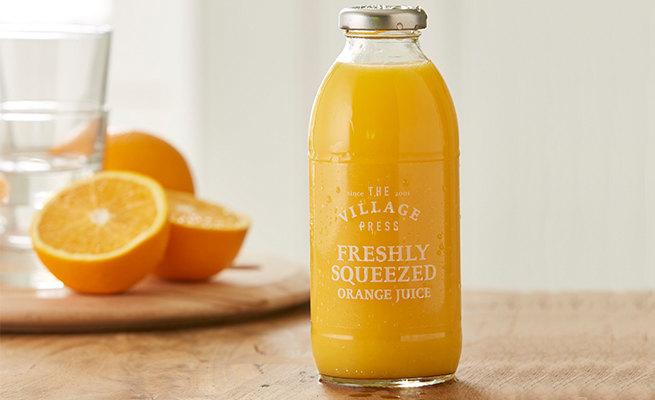 Village Press Freshly Squeezed Orange Juice