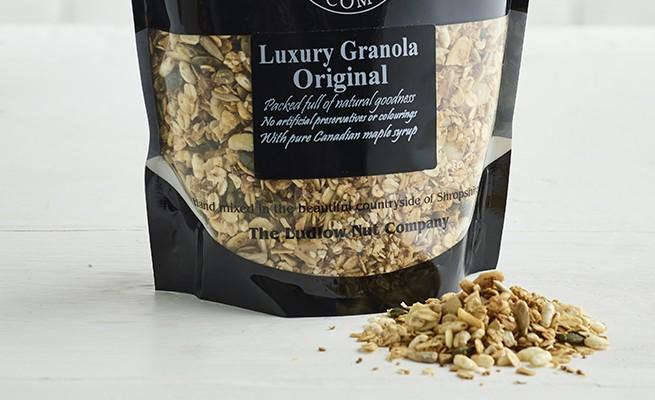 The Ludlow Nut Company Luxury Granola