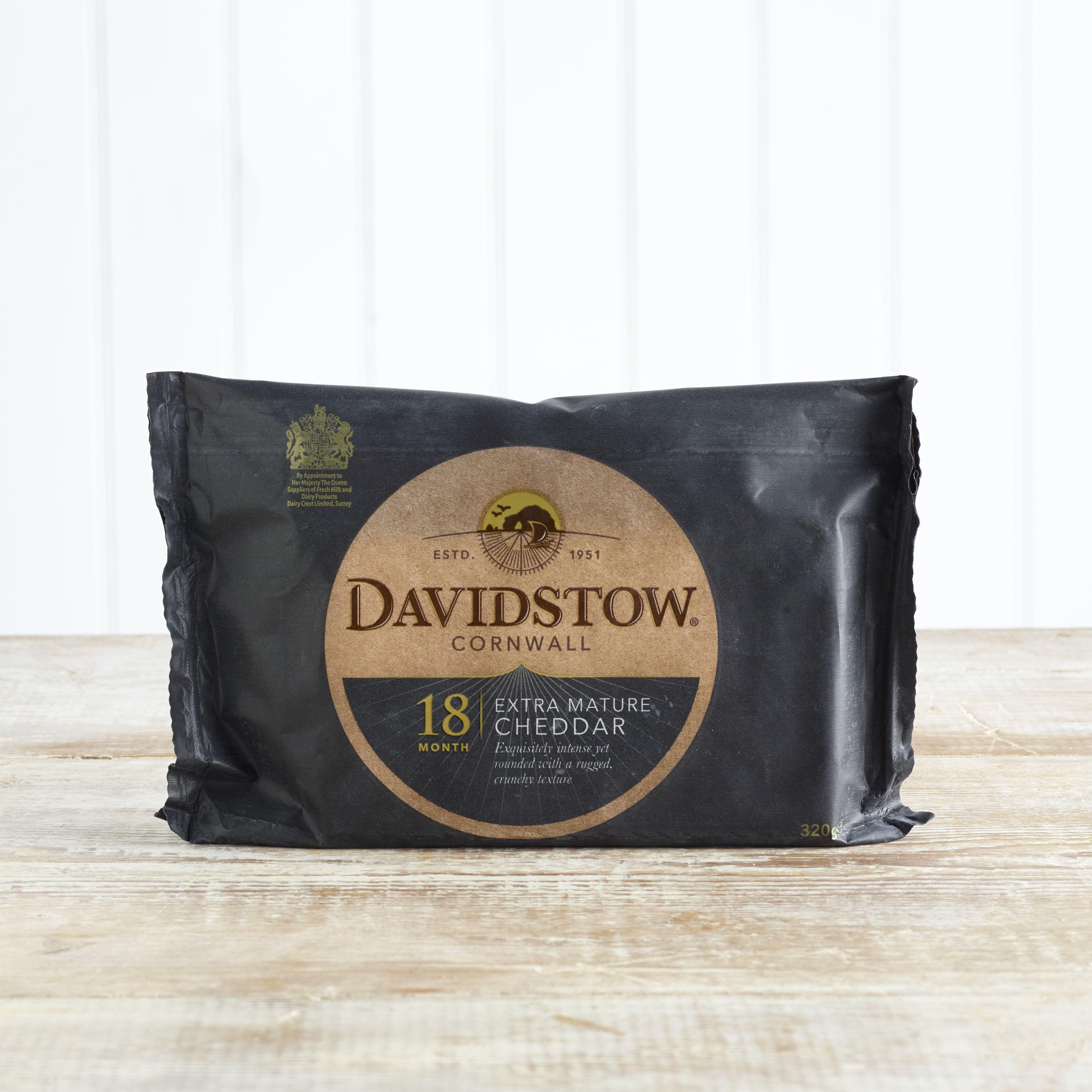 Davidstow Extra Mature Cornish Crackler Cheddar, 320g