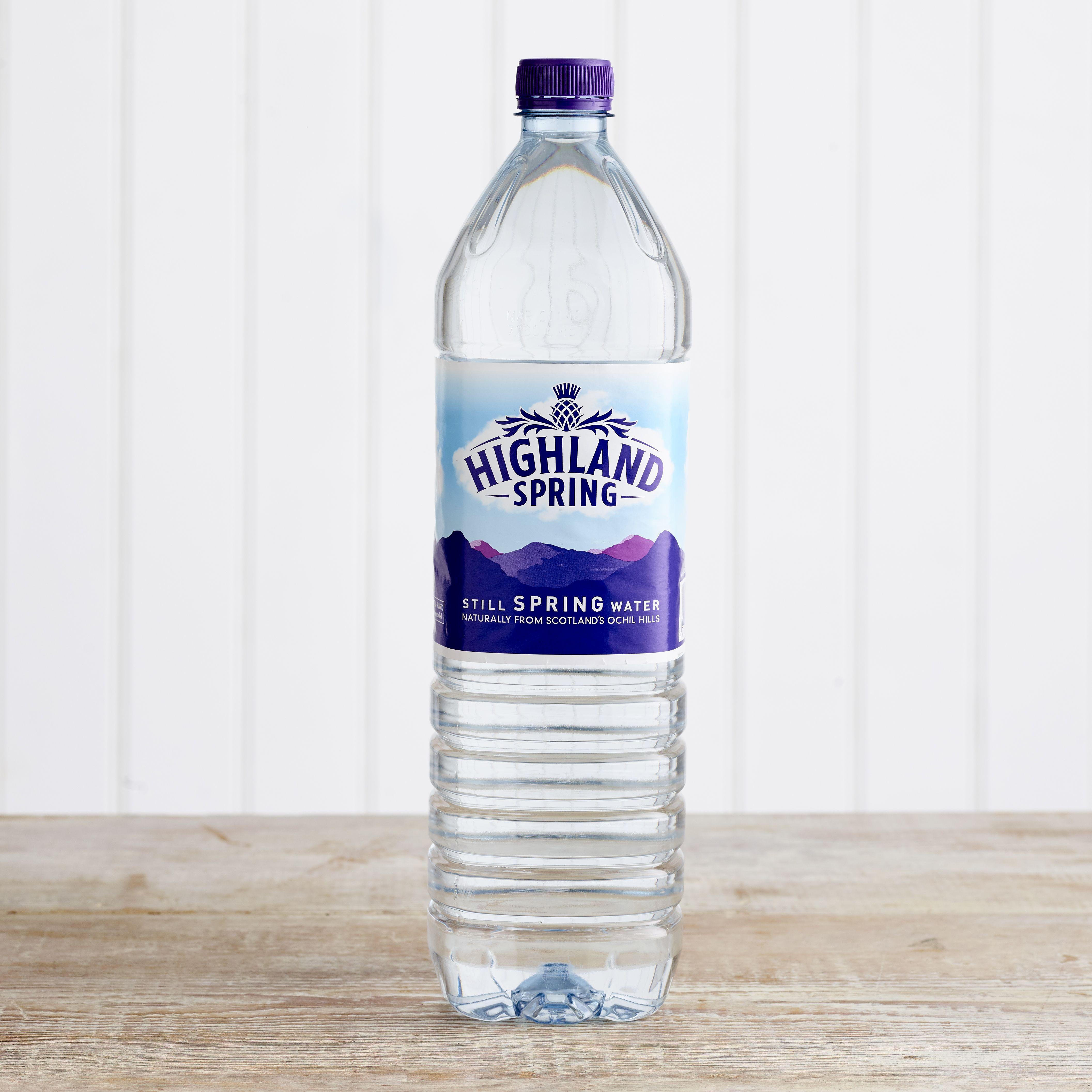 Highland Spring Still Water, 1.5L