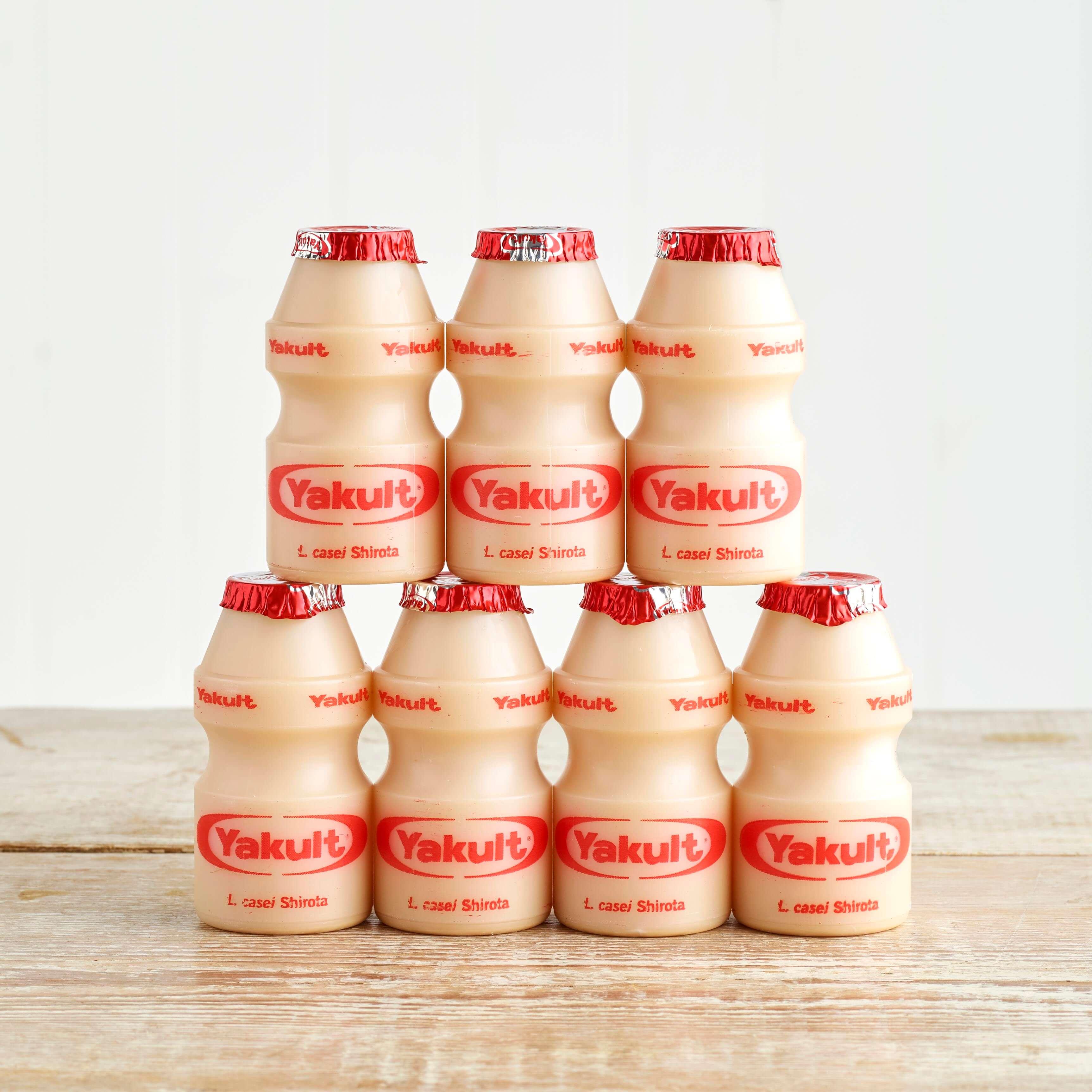 Yakult Fermented Milk Drinks, 7 x 65ml