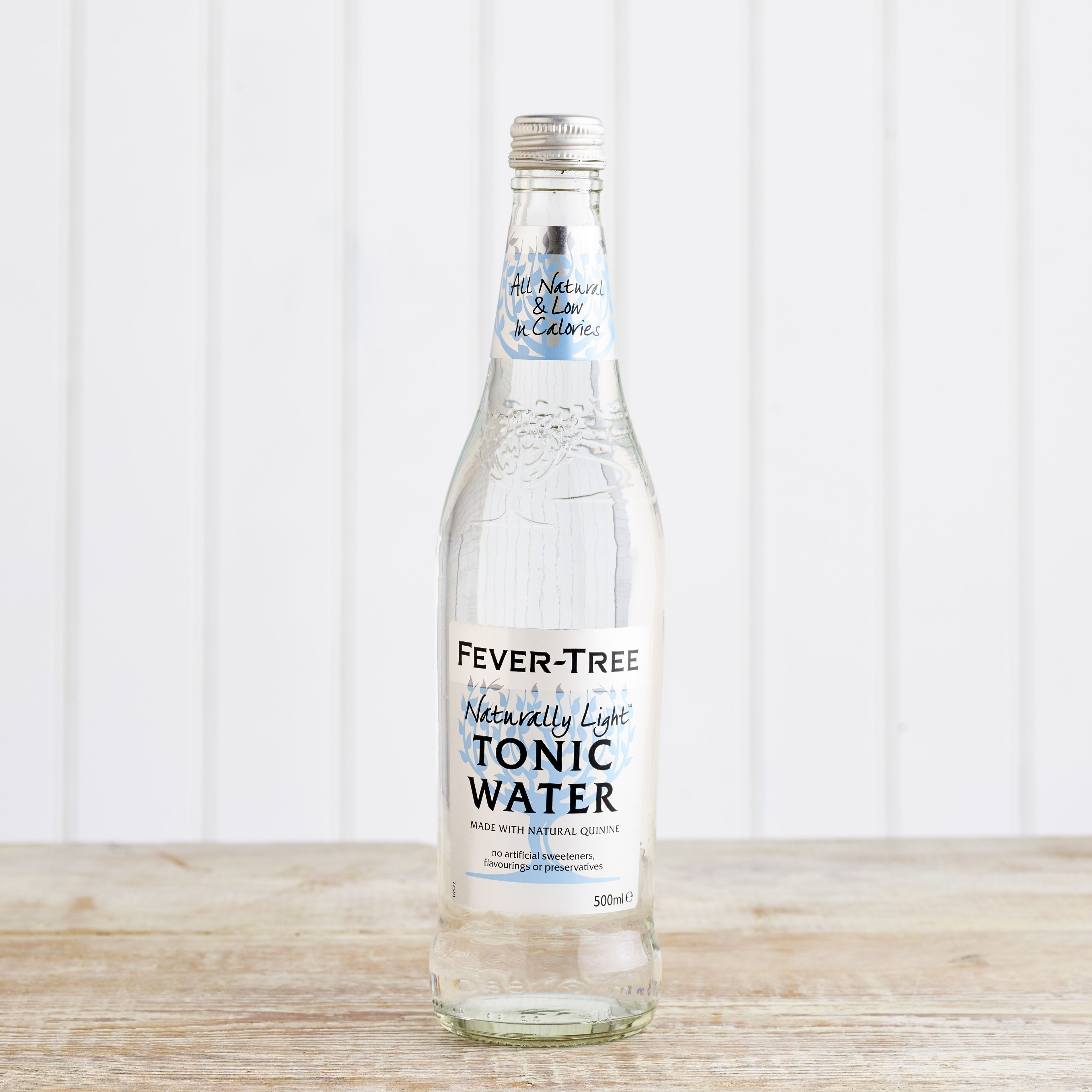 Fever-Tree Naturally Light Tonic Water, 500ml