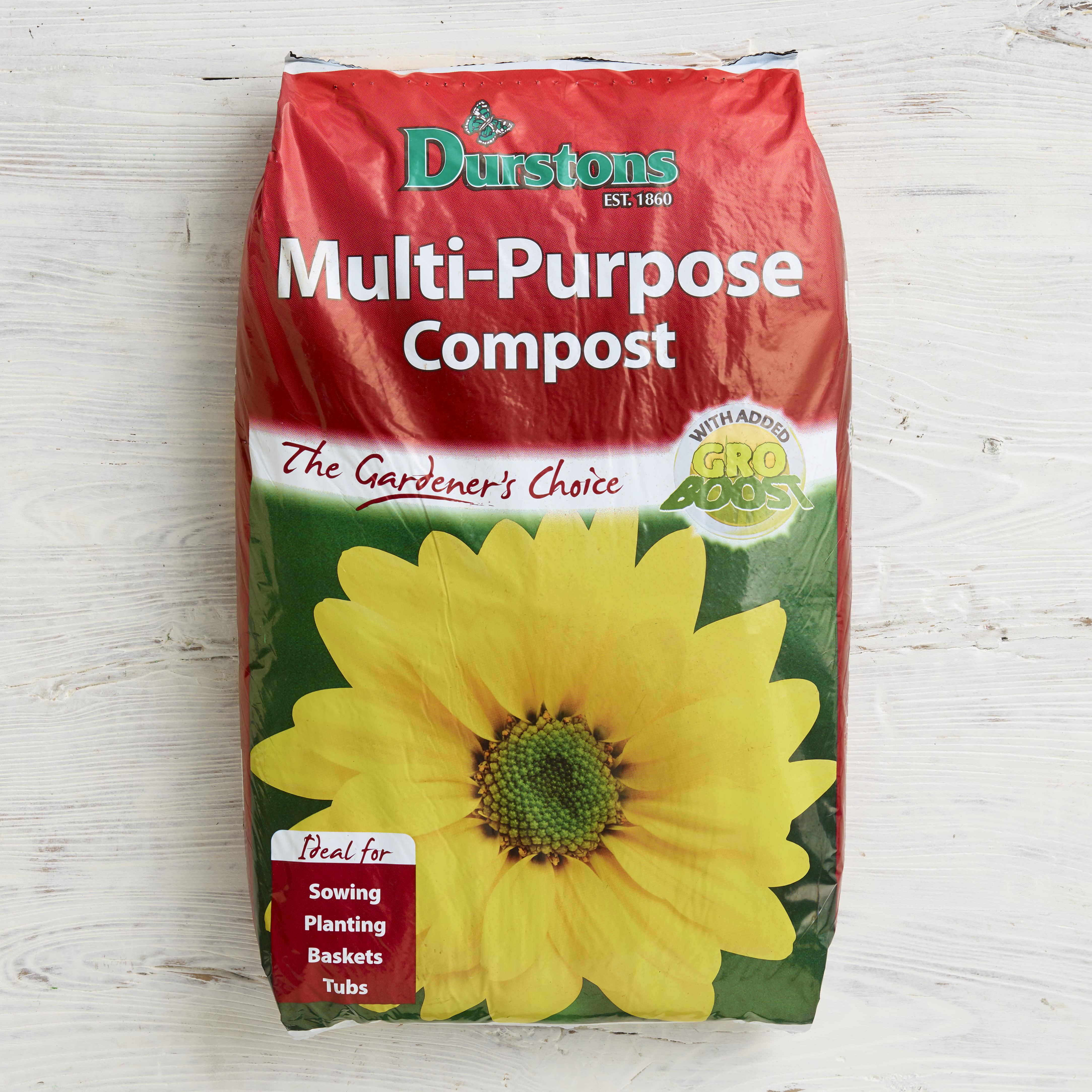 Durstons Multipurpose Compost, 40L