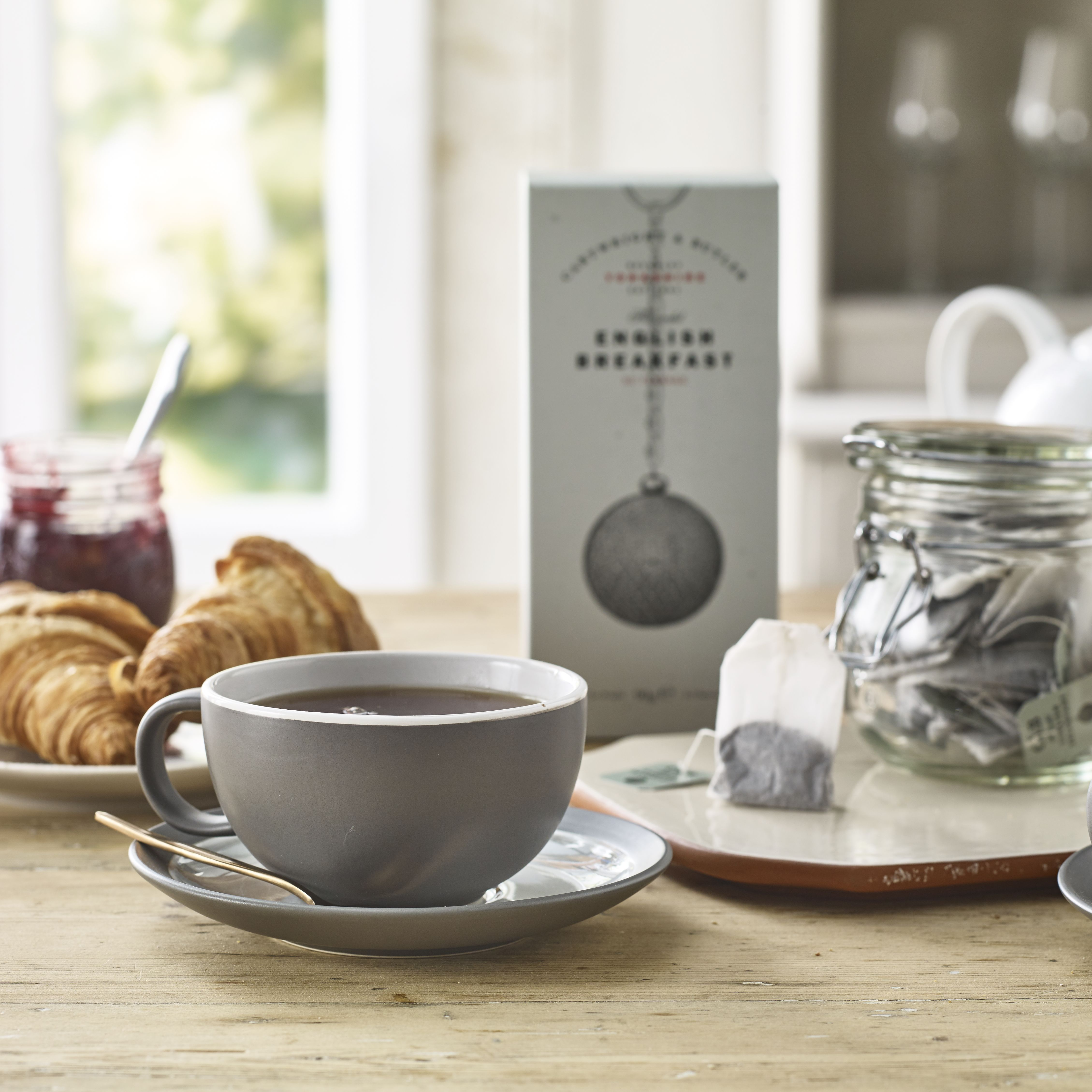 Cartwright & Butler Tea in Carton (English Breakfast), 90g