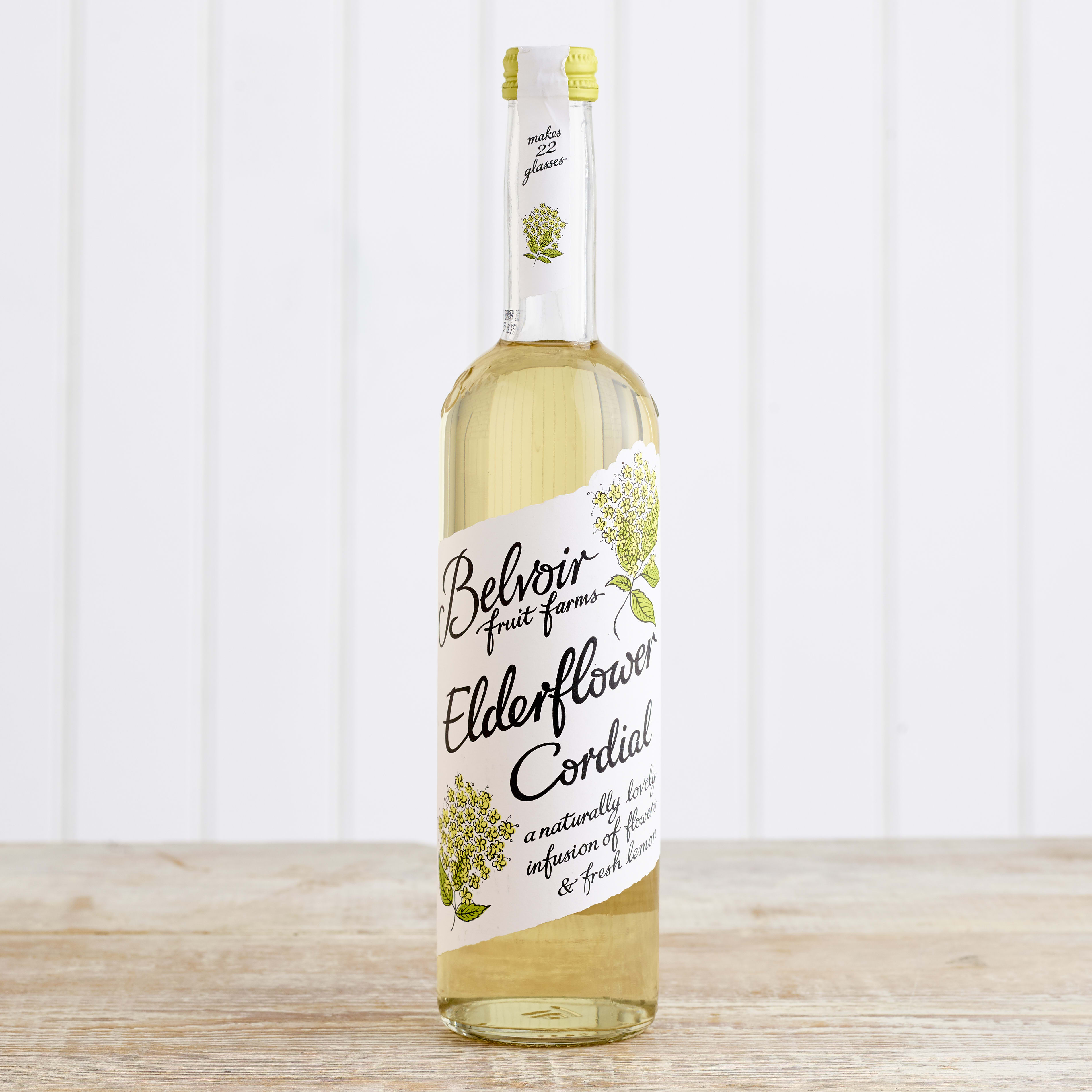 Belvoir Elderflower Cordial, 500ml