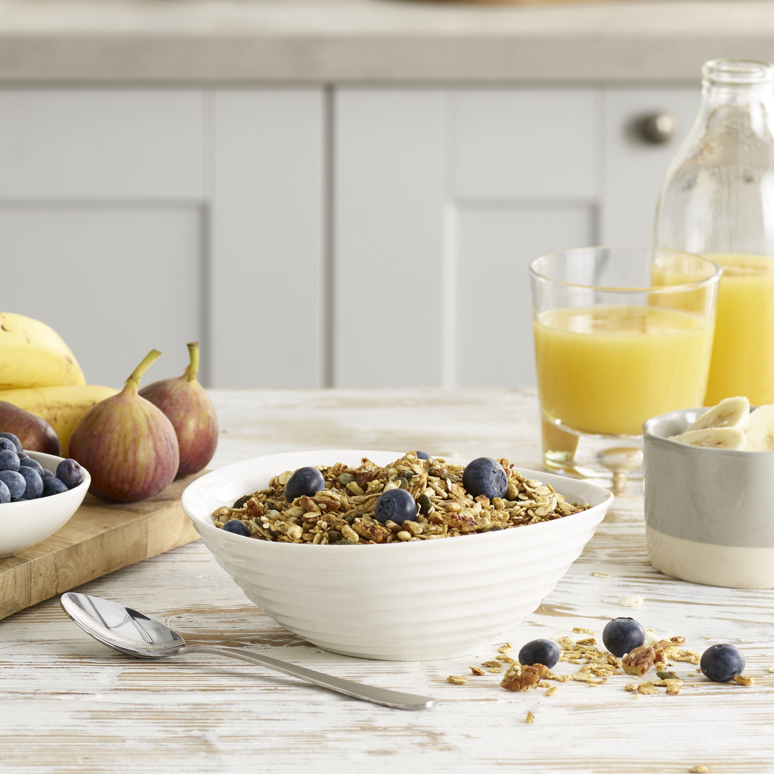 The Ludlow Nut Company Luxury Muesli - Fruit Nut & Seed, 700g