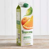 Tropicana Original Orange Juice, 950ml