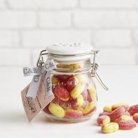 Cartwright & Butler Rhubarb & Custard Hard Boiled Sweets, 190g