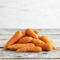 Finger Carrots, 500g