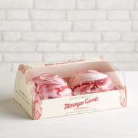 Flower & White Giant Strawberry Meringue, 70g x 2