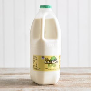 Country Life Semi Skimmed Milk, 2.27L, 4pt