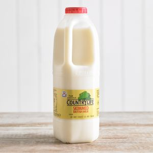 Country Life Skimmed Milk, 1.136L, 2pt