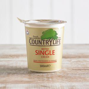Country Life Single Cream, 300ml