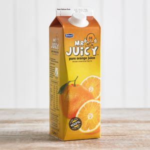 Mr Juicy Orange Juice, 1L