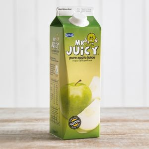 Mr Juicy Apple Juice, 1L