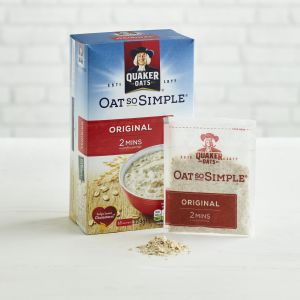 Quaker Oat So Simple Original, 12 x 27g