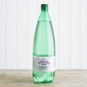 Highland Spring Sparkling Water, 1.5L