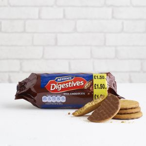 McVitie's Milk Chocolate Digestives, 266g