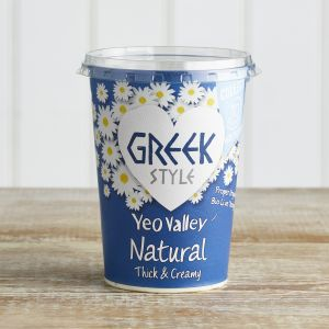 Yeo Valley Greek Style Yoghurt, 450g