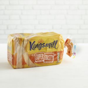Kingsmill Super Toasty Loaf, 750g
