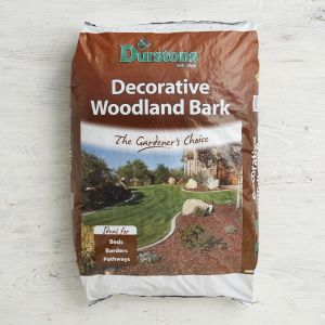 Durstons Decorative Woodland Bark, 50L