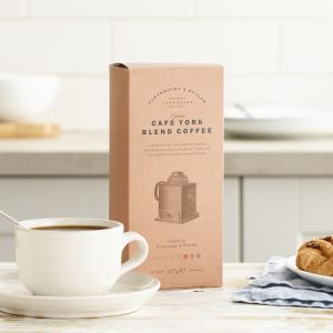 Cartwright & Butler Café York Blend Coffee in Carton, 227g