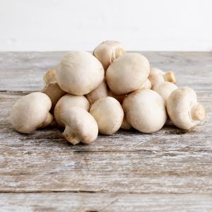 Button Mushrooms, 500g