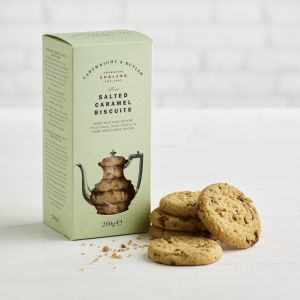 Cartwright & Butler Salted Caramel Biscuits, 200g
