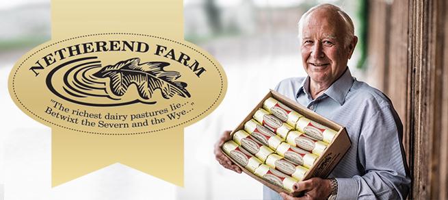 Netherend Farm butter