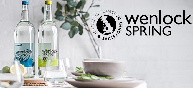 Wenlock Spring water