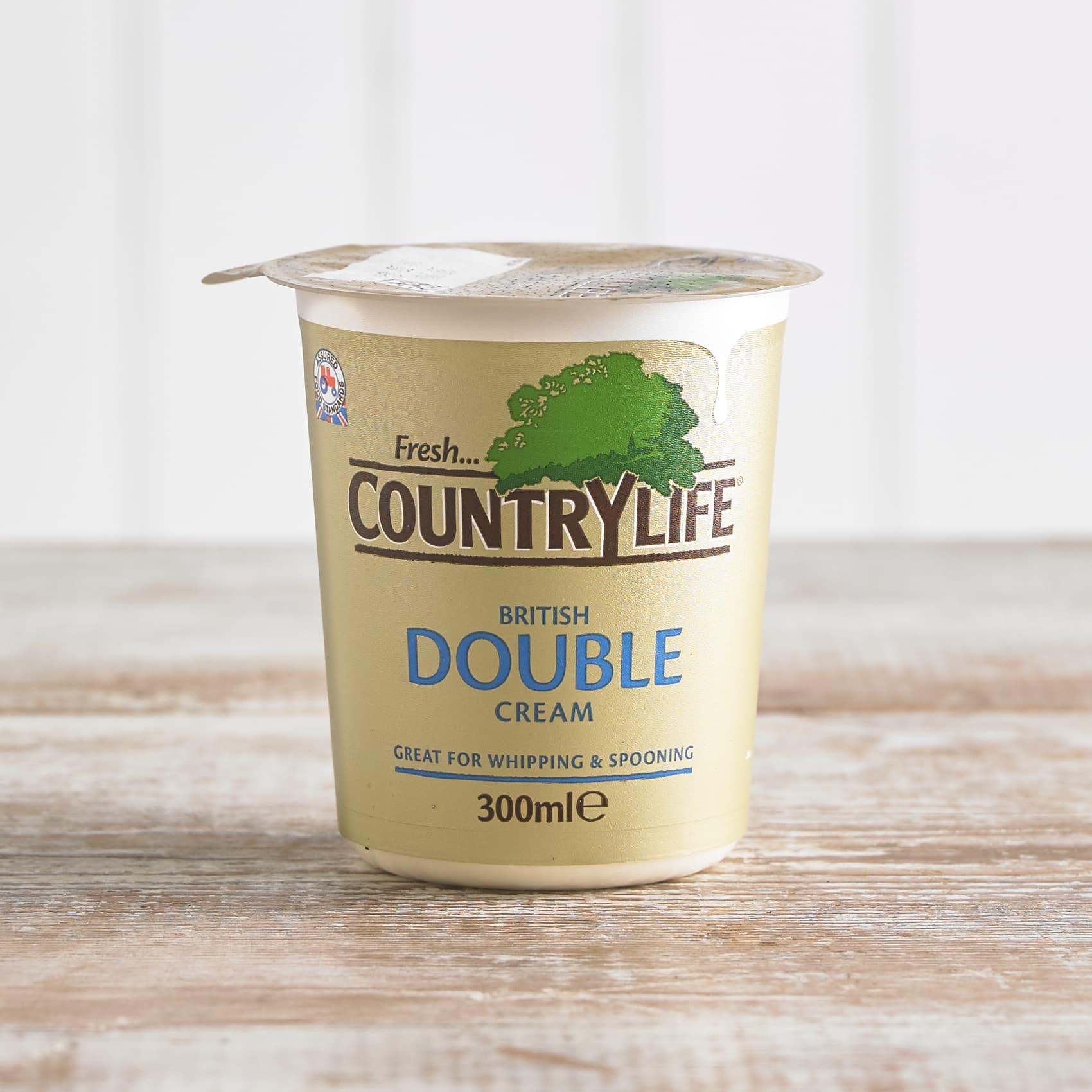 Country Life Double Cream, 300ml