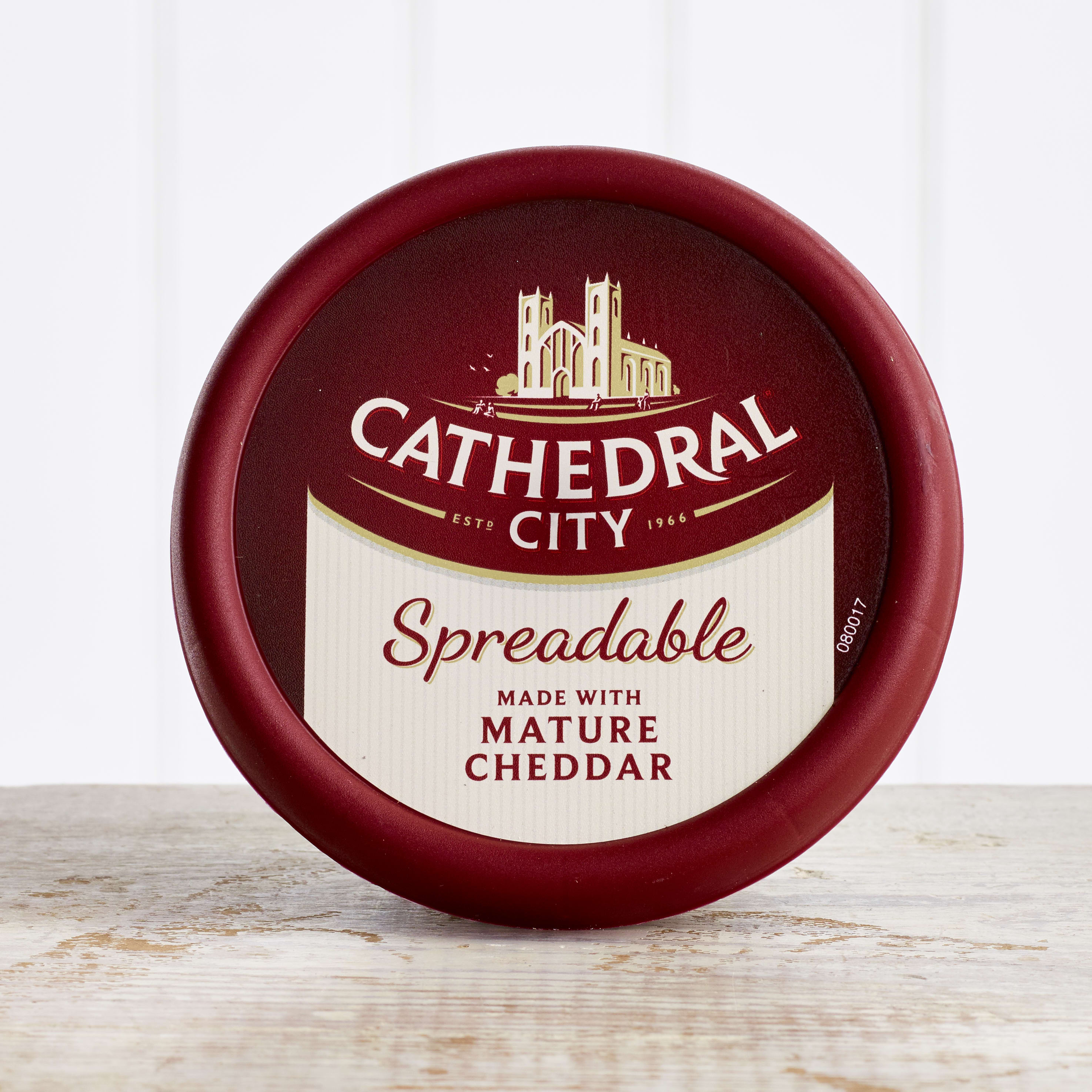 Cathedral City Mature Spreadable, 125g