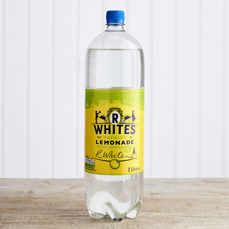 R Whites Lemonade, 2L