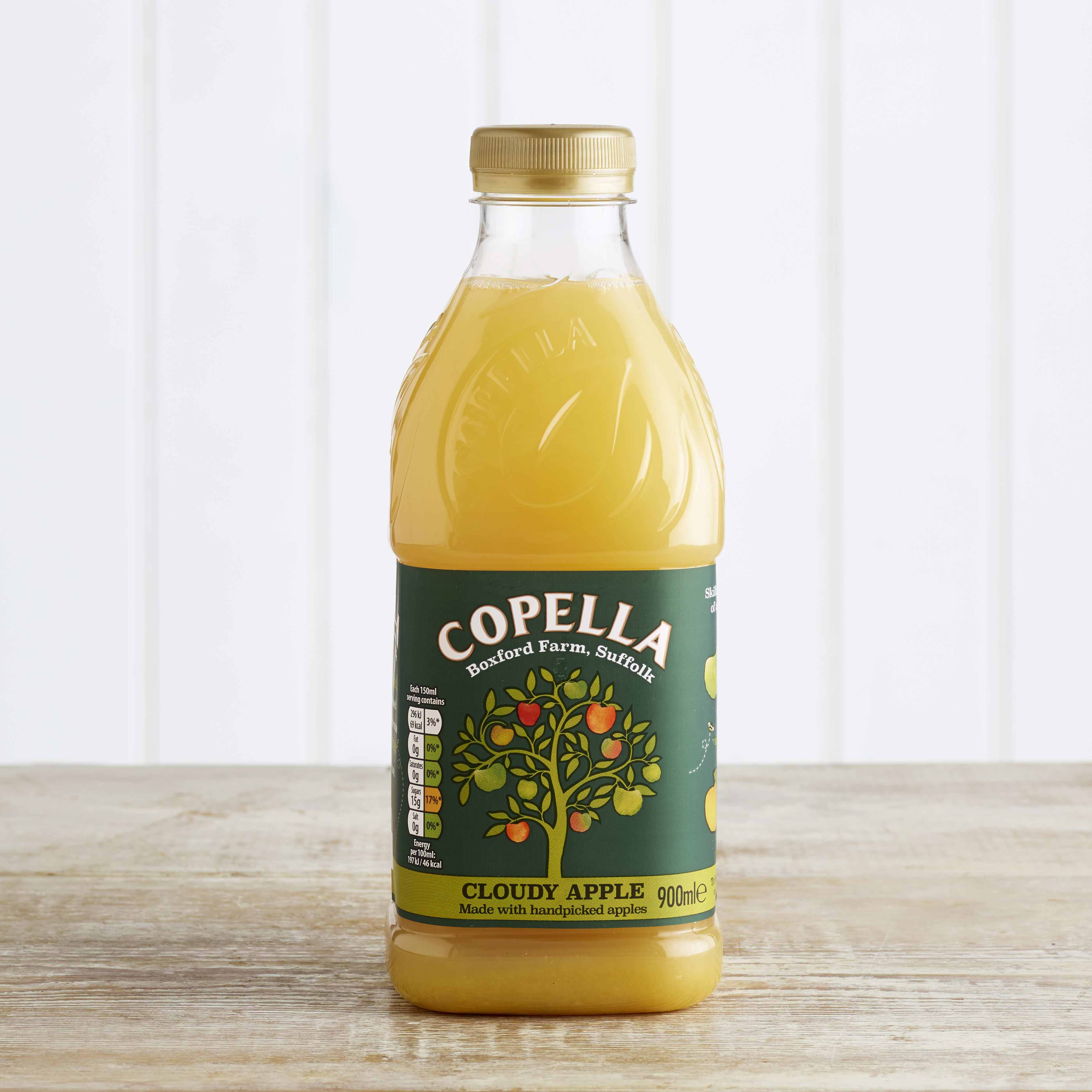 Copella Cloudy Apple Juice, 900ml