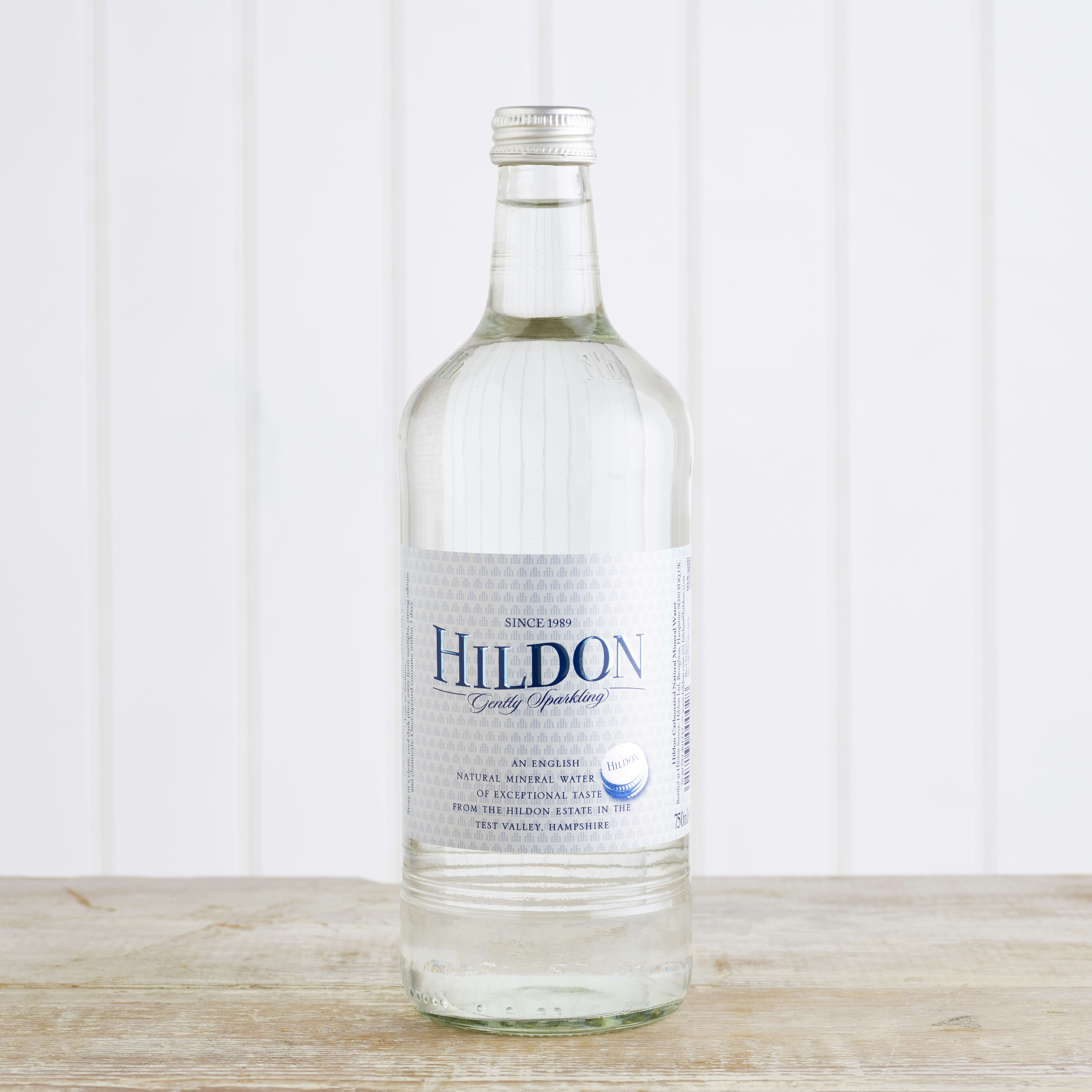 Hildon Sparkling Mineral Water, 750ml