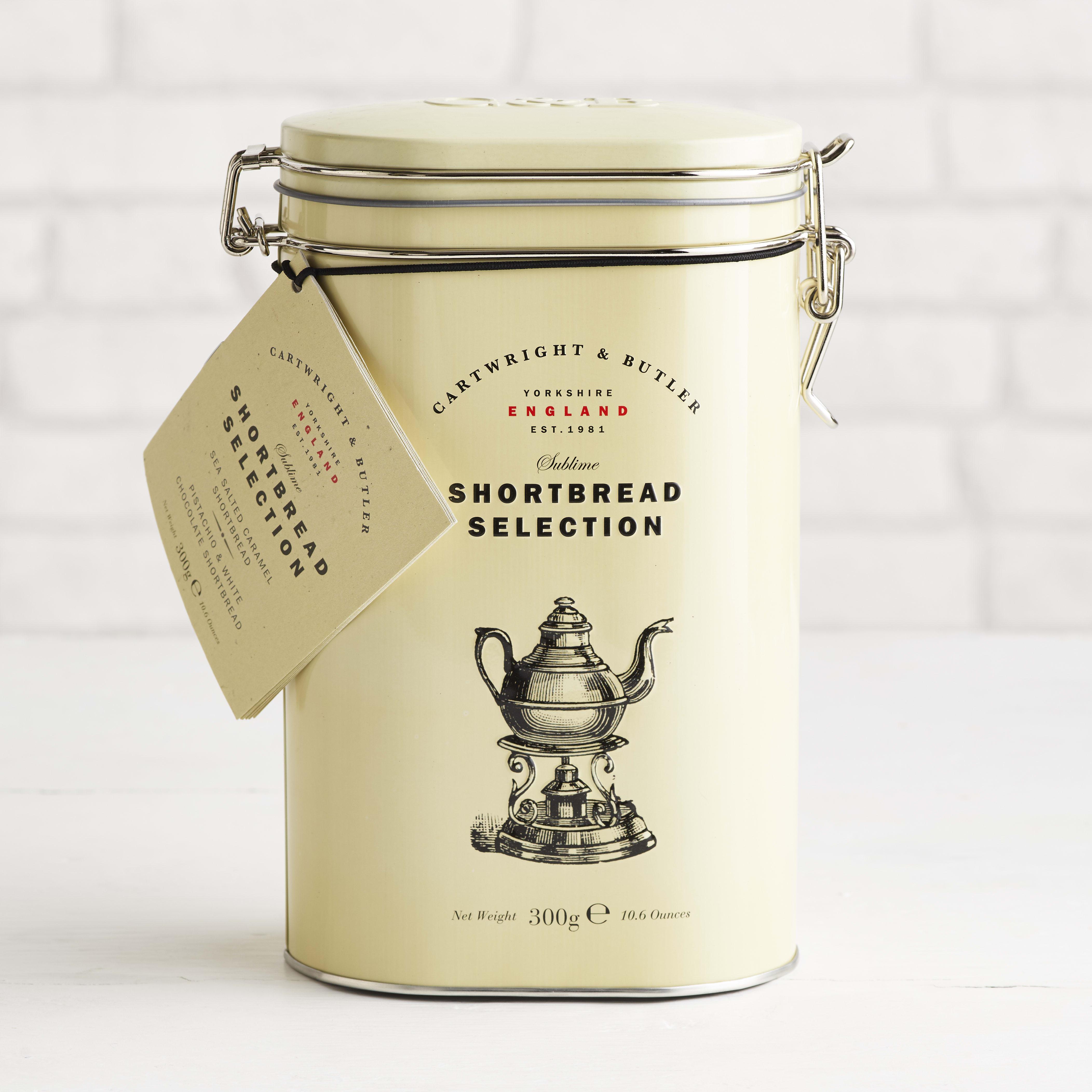 Cartwright & Butler Shortbread Selection, 300g