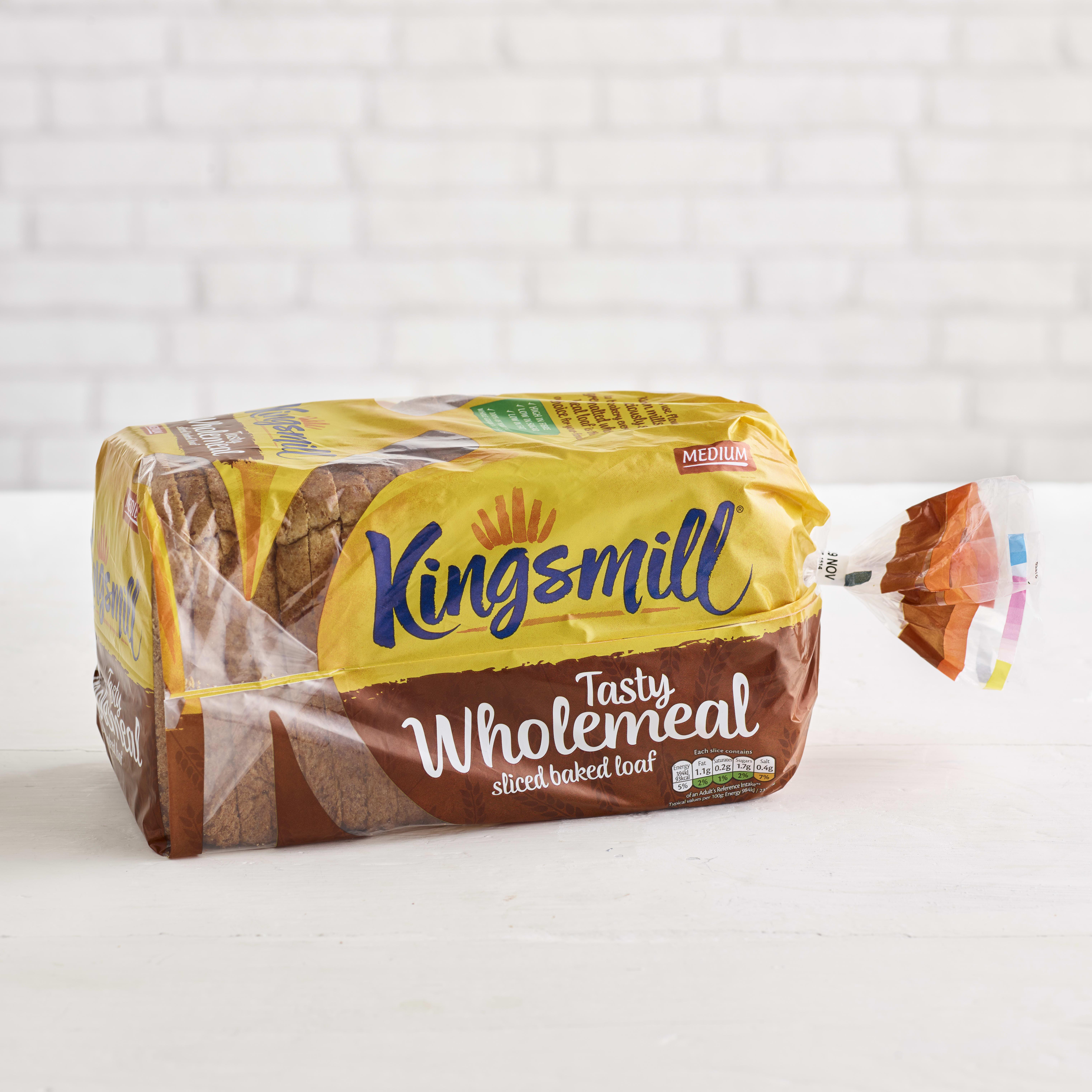 Kingsmill Wholemeal, 400g