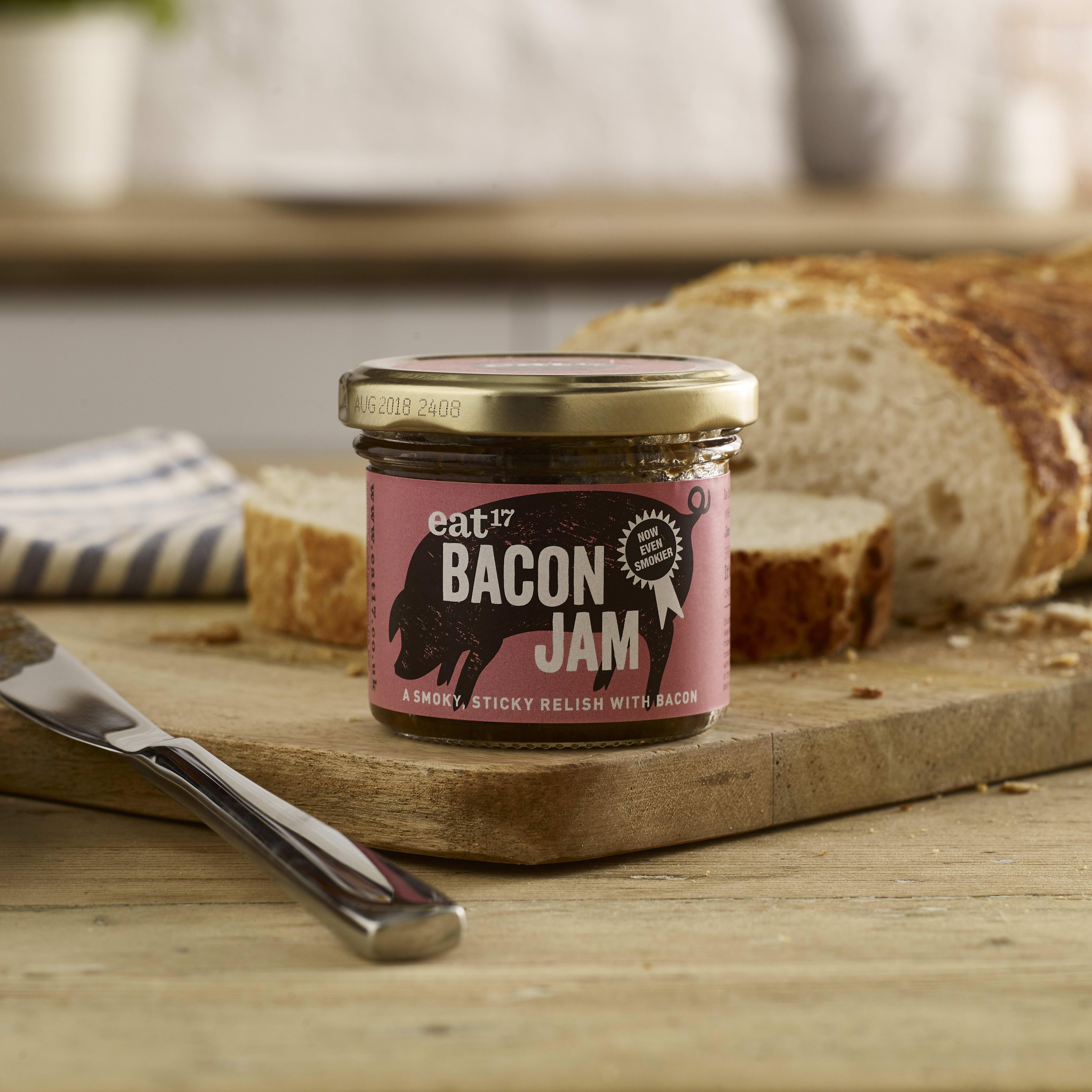 Eat 17 Bacon Jam, 105g