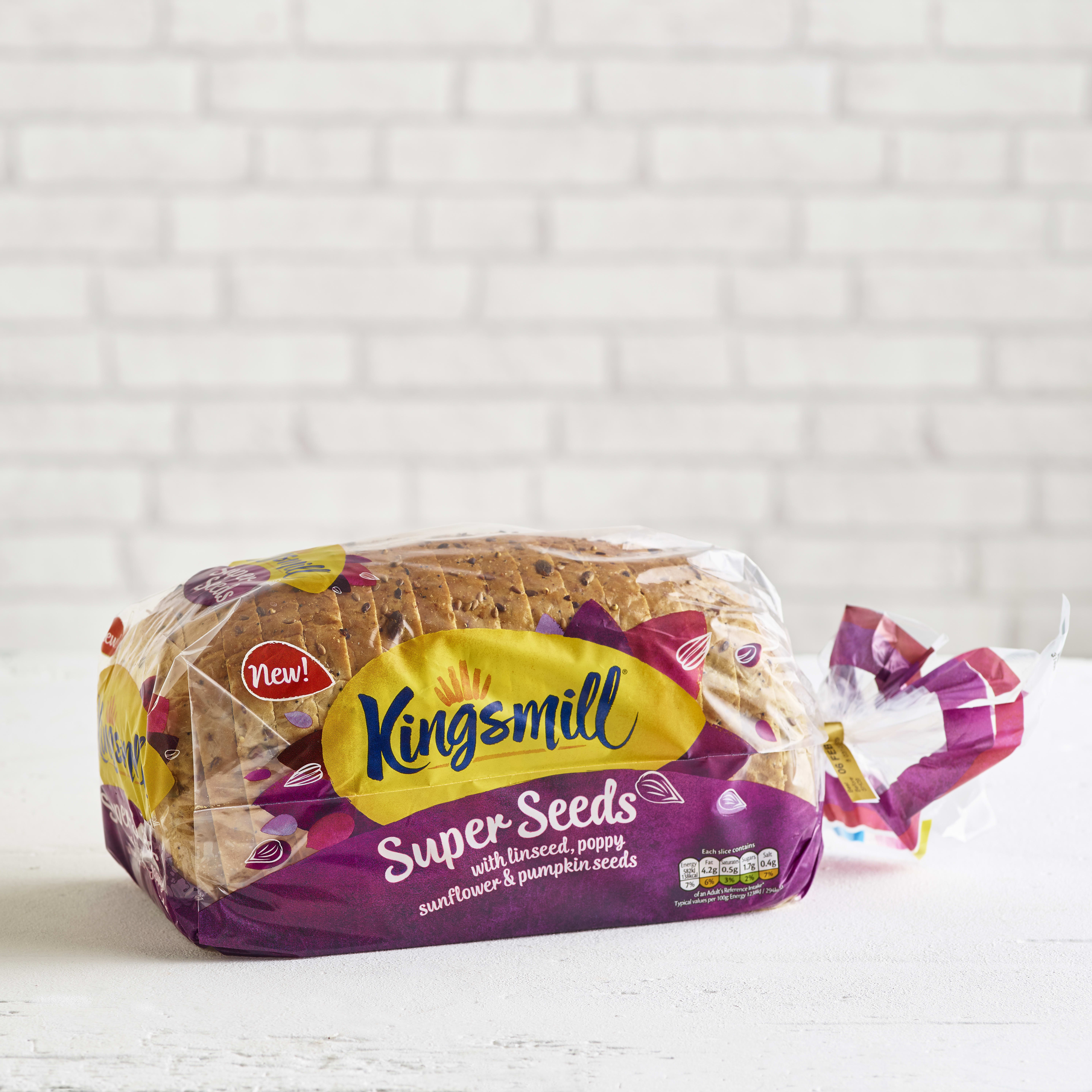 Kingsmill Super Seeds, 800g