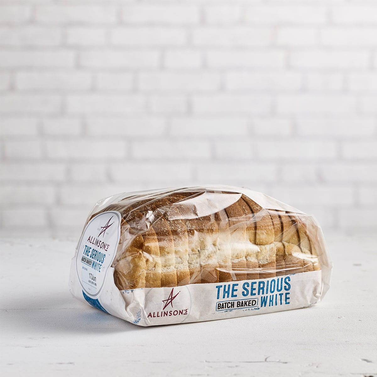 Allinson's The Serious White Bread 650g