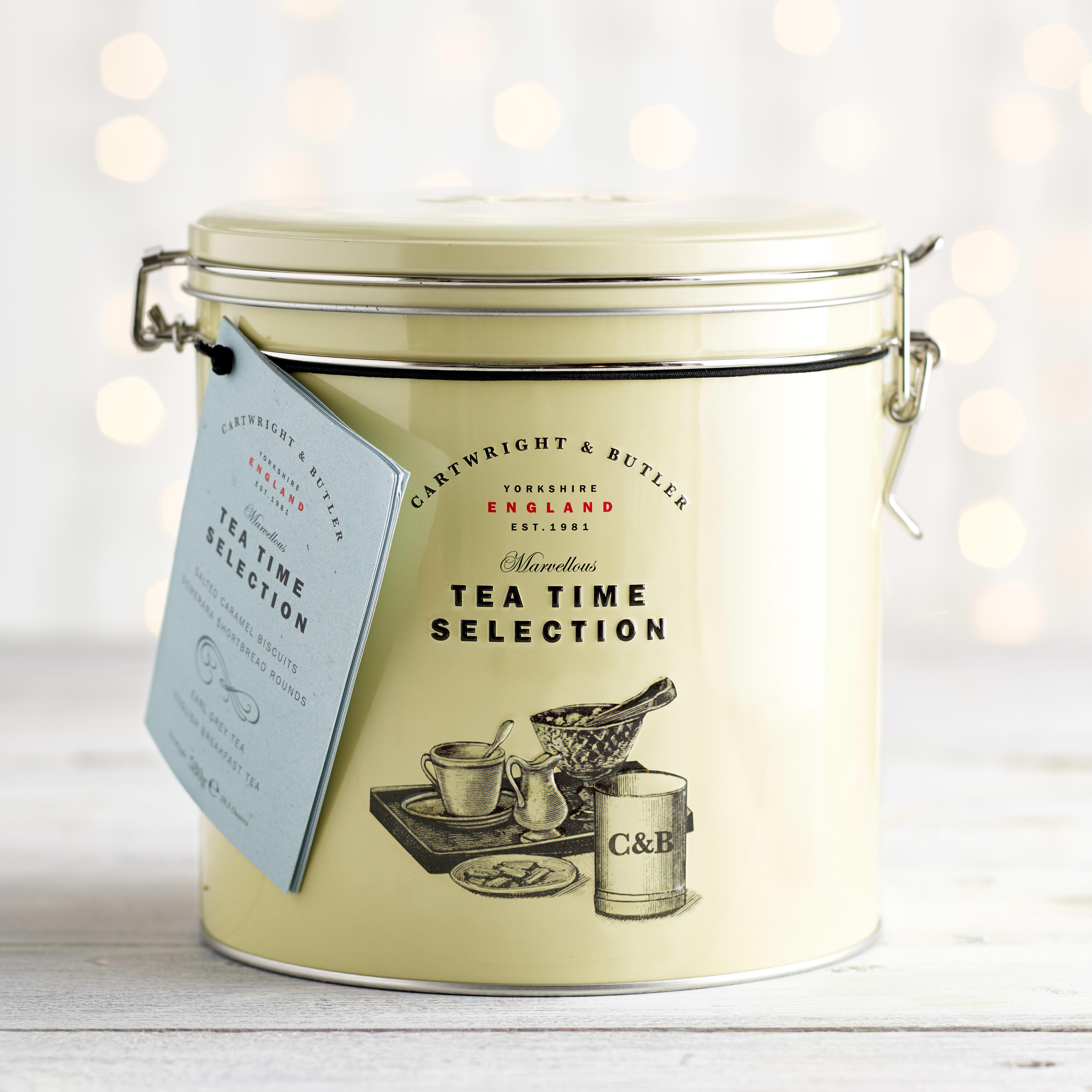 Cartwright & Butler Tea Time Selection, 580g