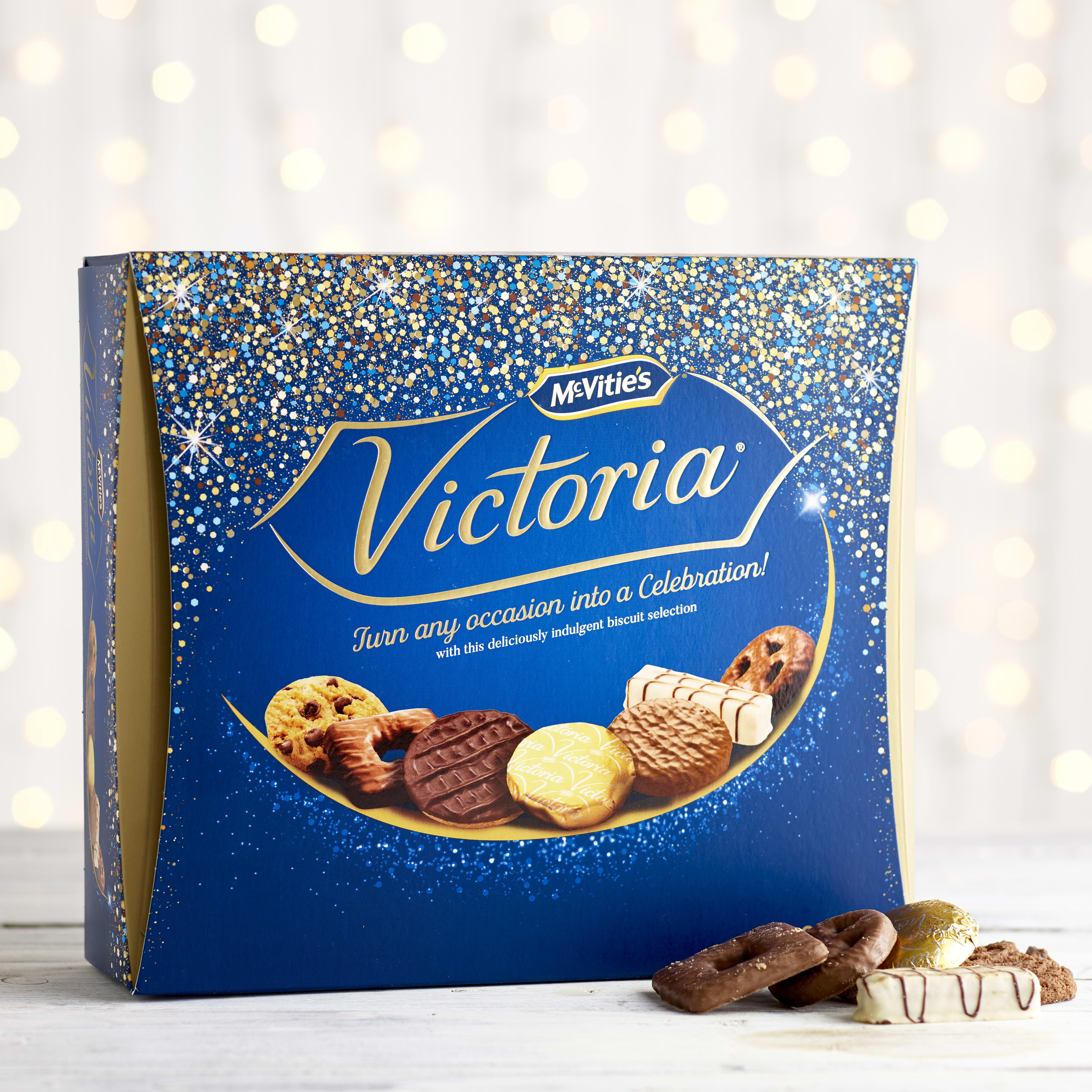 McVitie's Victoria Assortment 600g