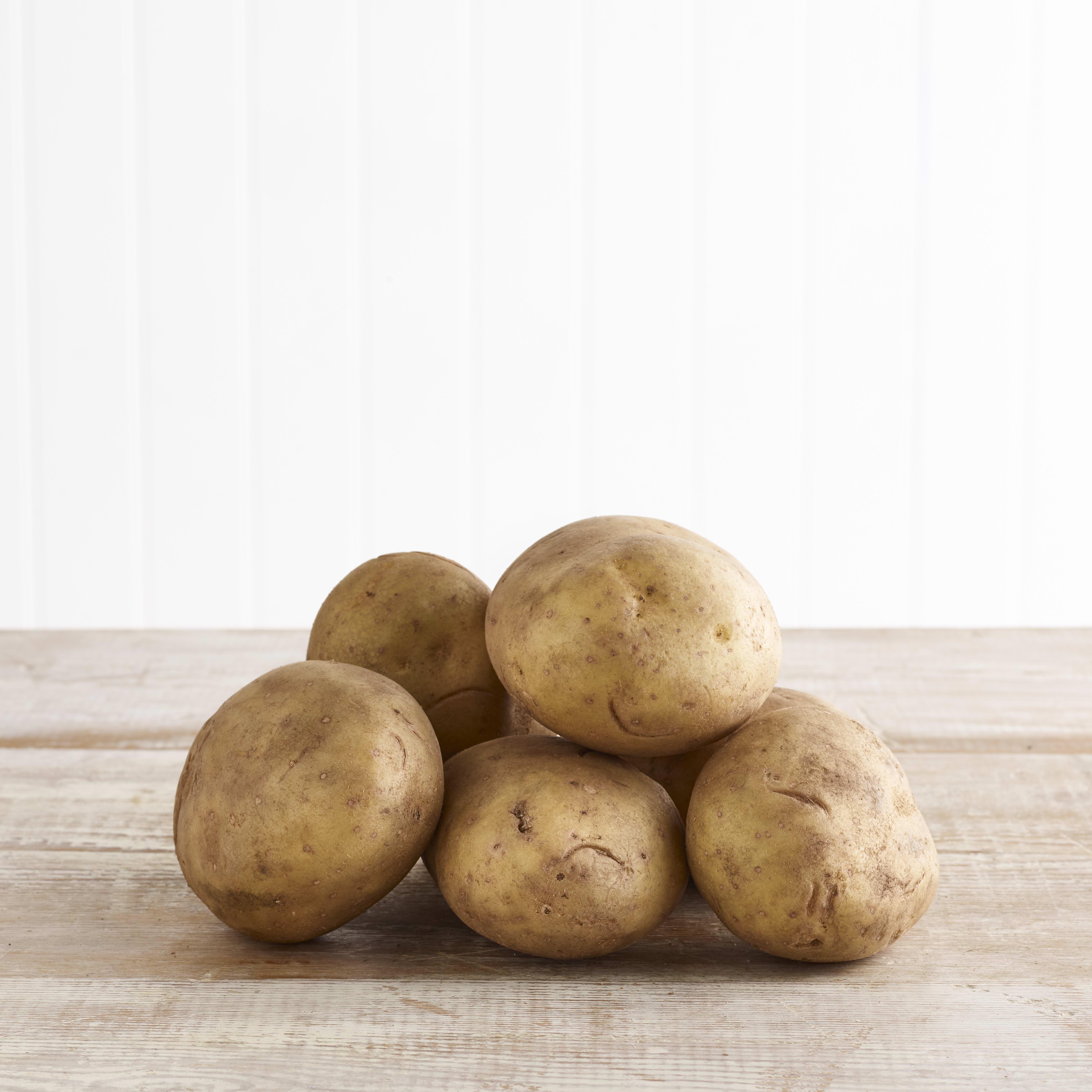 Organic Baking Potatoes, 1.5kg