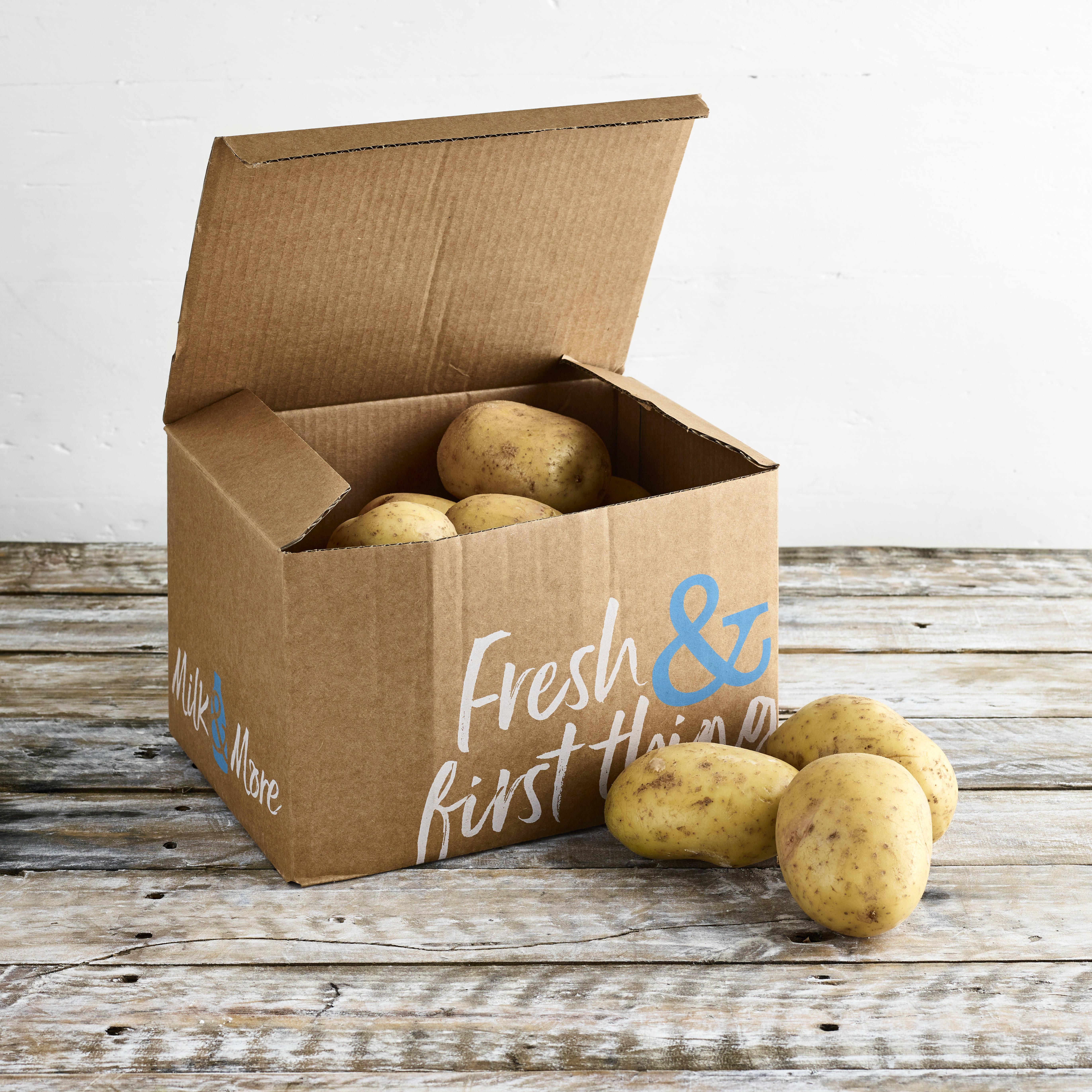 Fairfield Farm Large Wonky Potatoes, 3kg