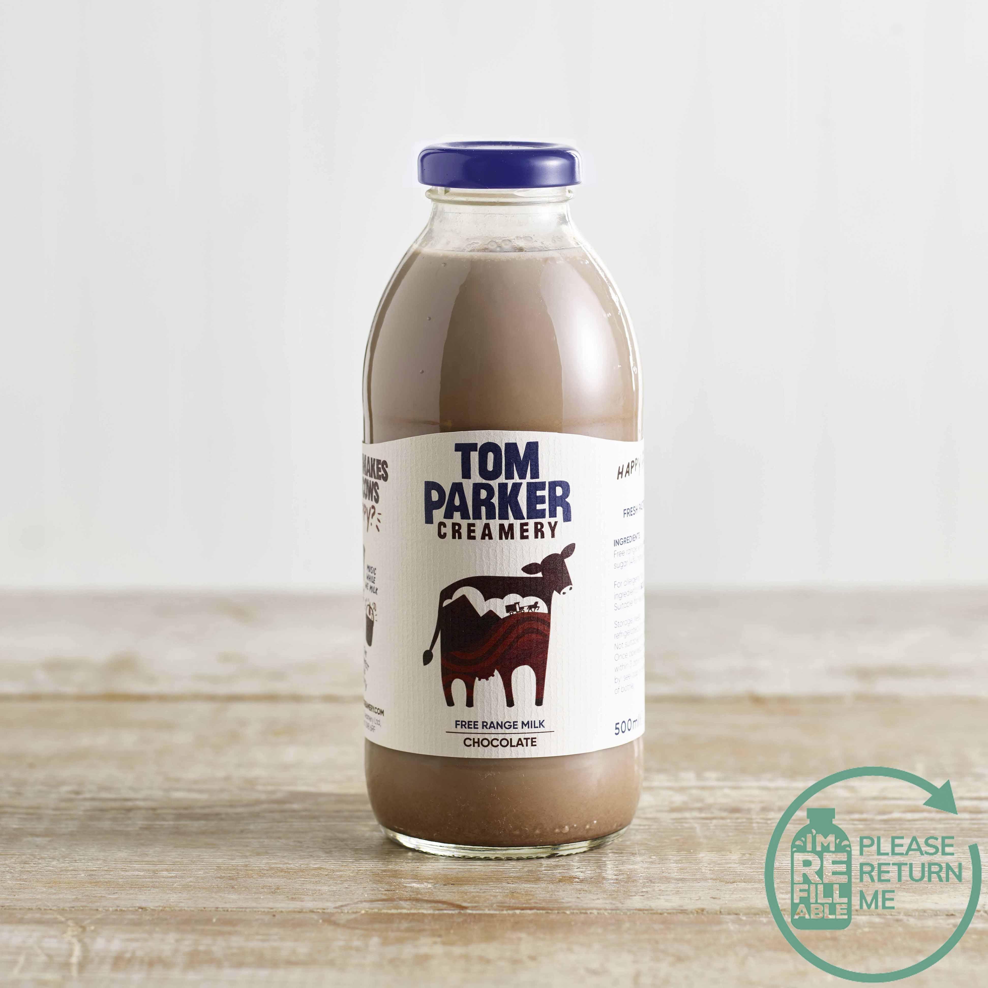 Tom Parker Chocolate Milk, 500ml