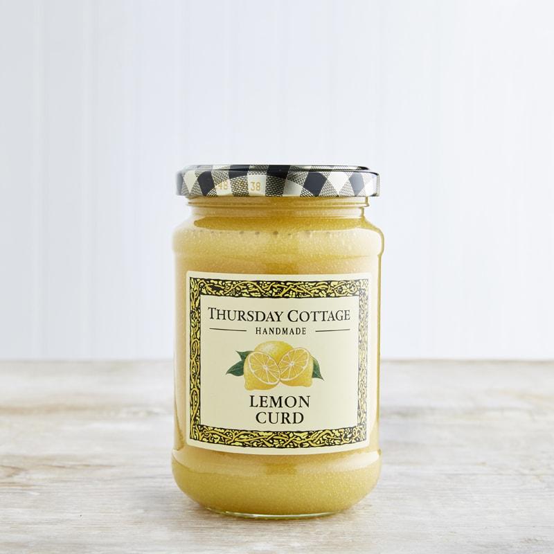 Thursday Cottage Lemon Curd in Glass, 310g