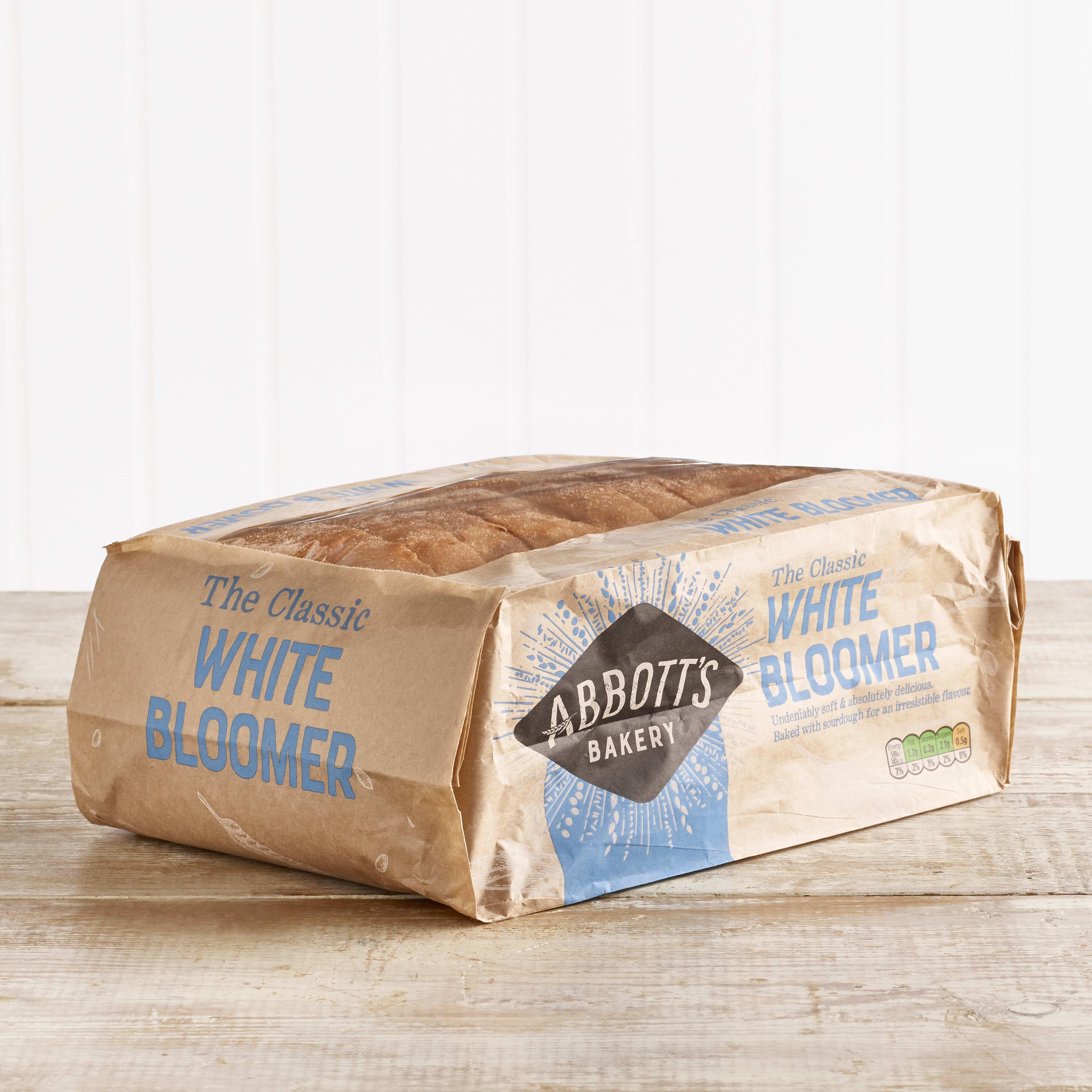 Abbott's Bakery White Bloomer Loaf, 800g