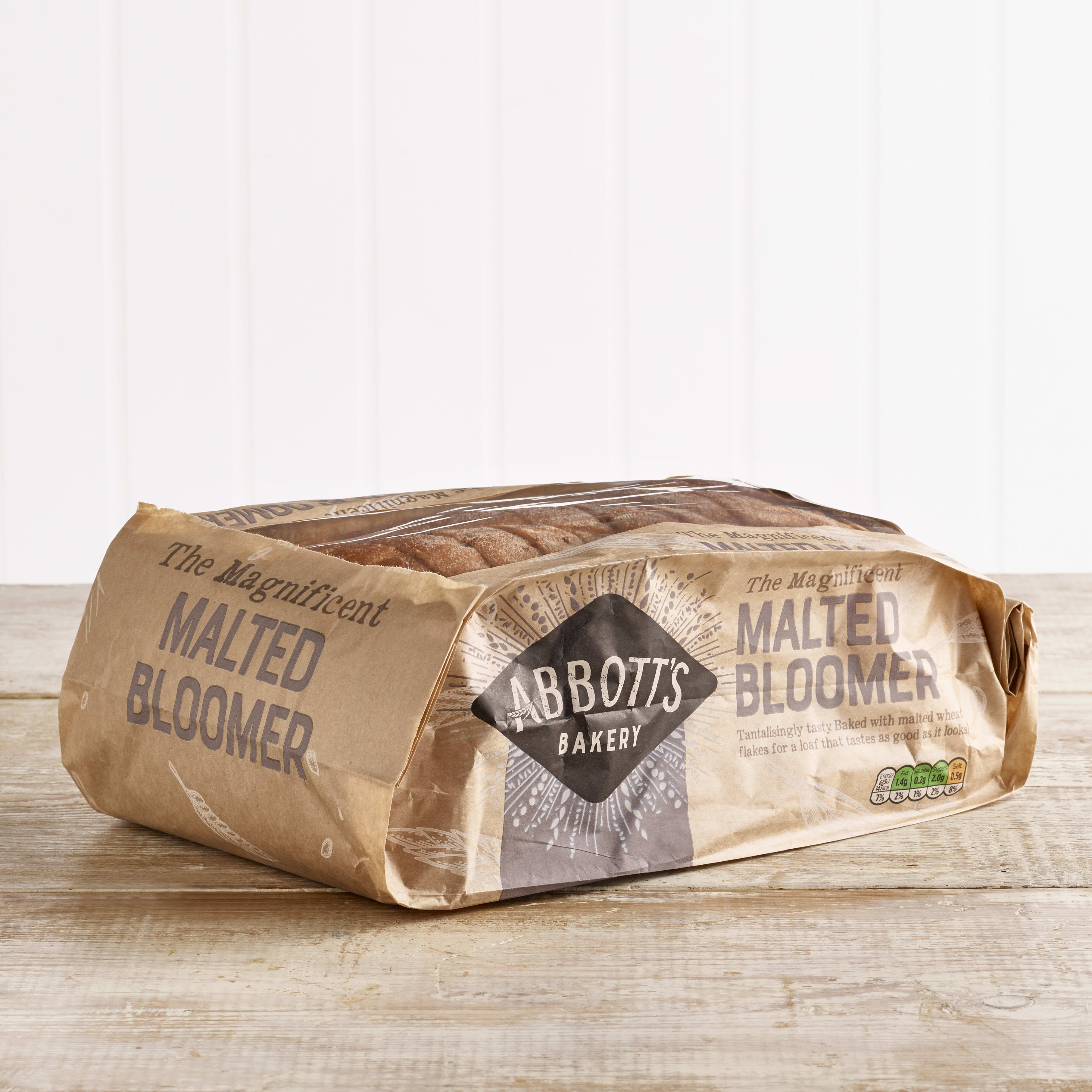 Abbott's Bakery Malted Bloomer Loaf, 800g