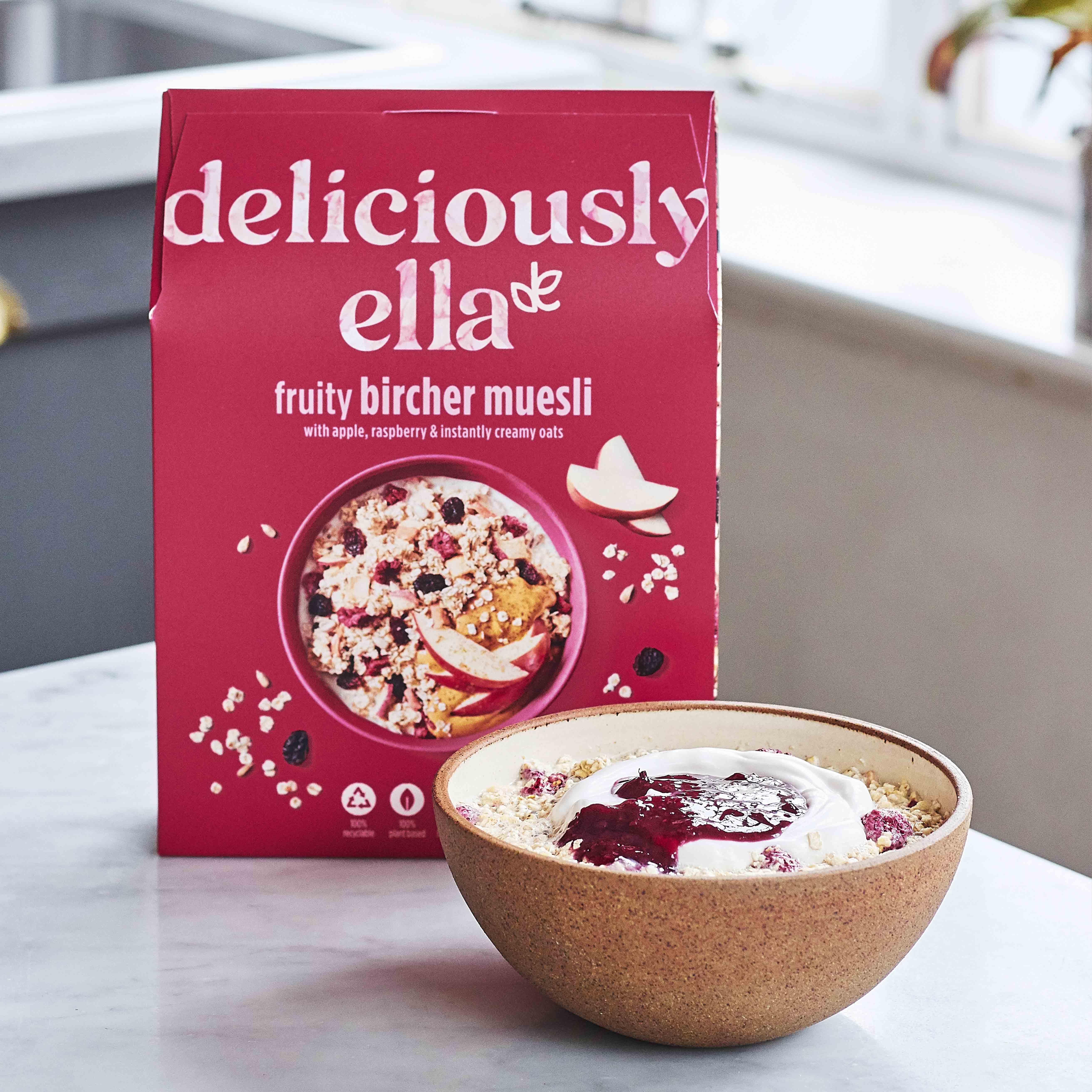 Deliciously Ella Bircher Muesli, 500g