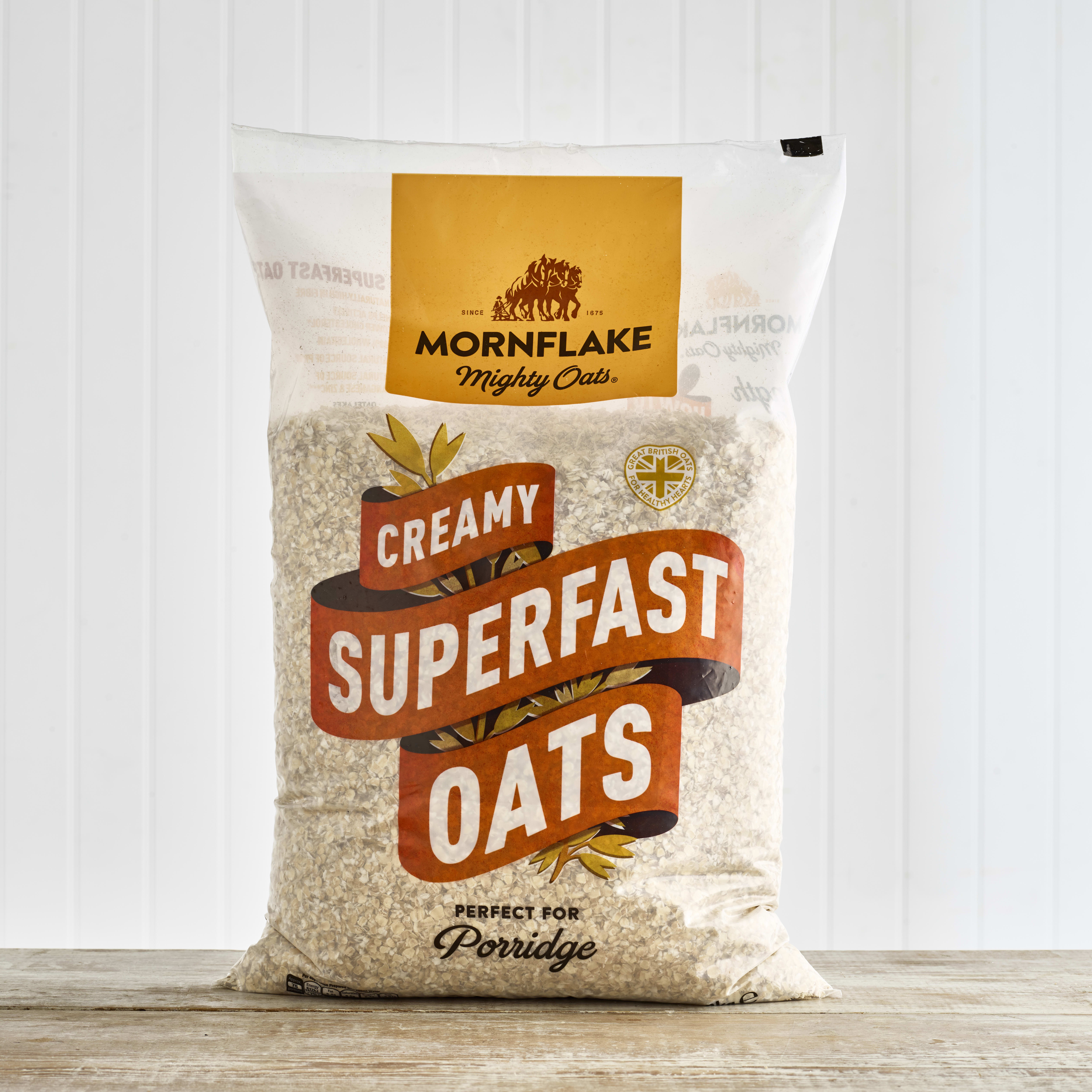 Mornflake Rolled Oats, 3kg